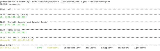 Ansible Vmware Module