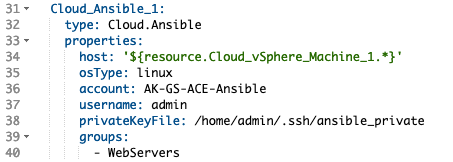 Integrating And Using Ansible with VMware Cloud Assembly | vnuggets